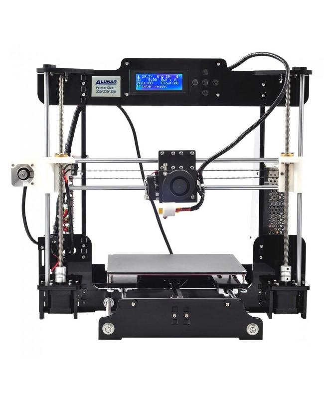 Alunar M505 Prusa i3 3D Printer Kit (DIY)