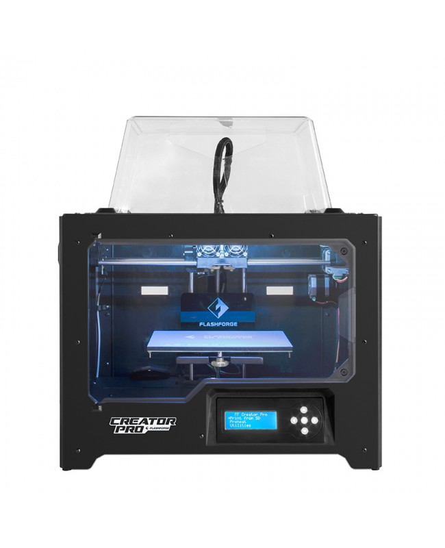 FLASHFORGE NEW Creator Pro Dual Extrusion 3D Printer