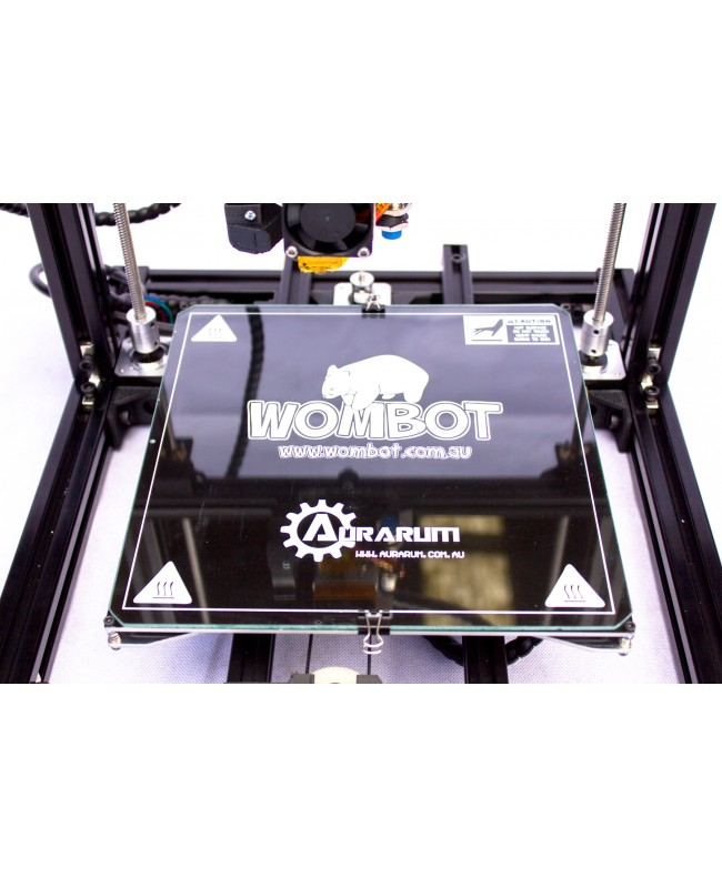 "Wombot Exilis XL 3D printer 10""x10""x13"" Australian made pre-built"