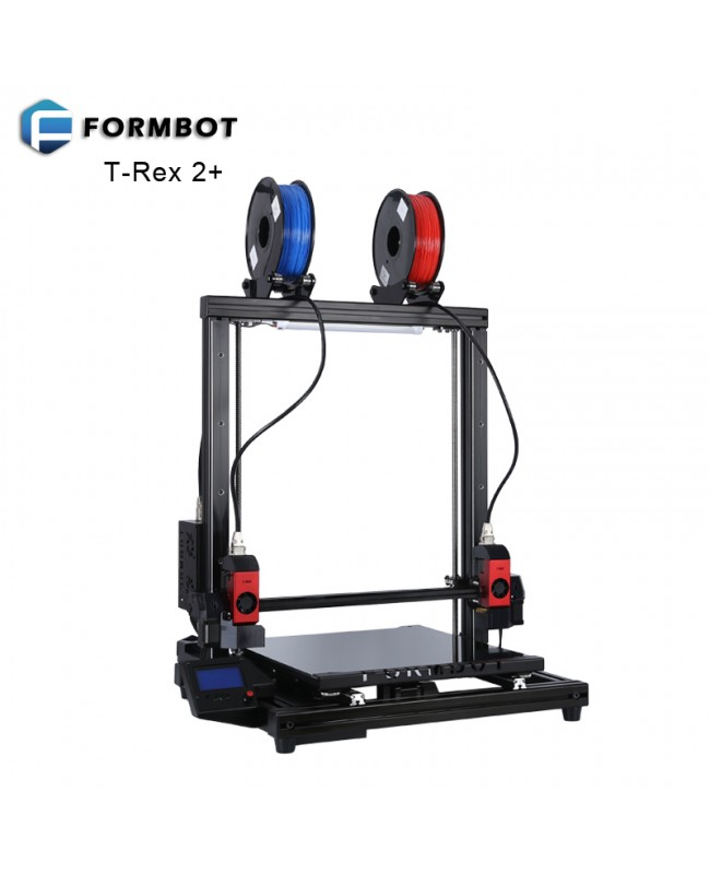 Formbot T-Rex 2+ Independent Dual Extruder Large 3D Printer