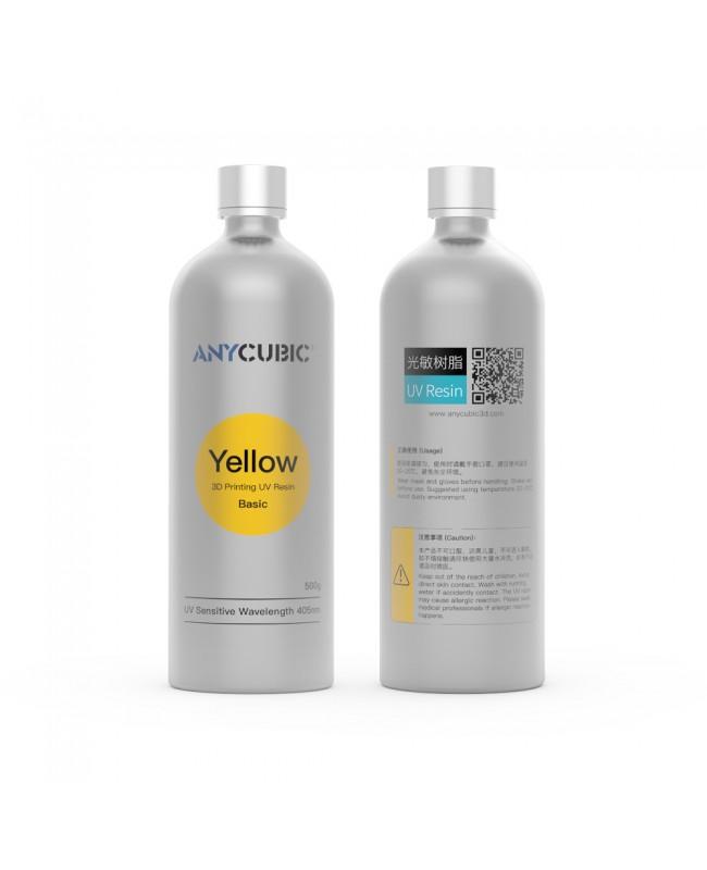 Anycubic UV 405nm 3D Resin - 500ml