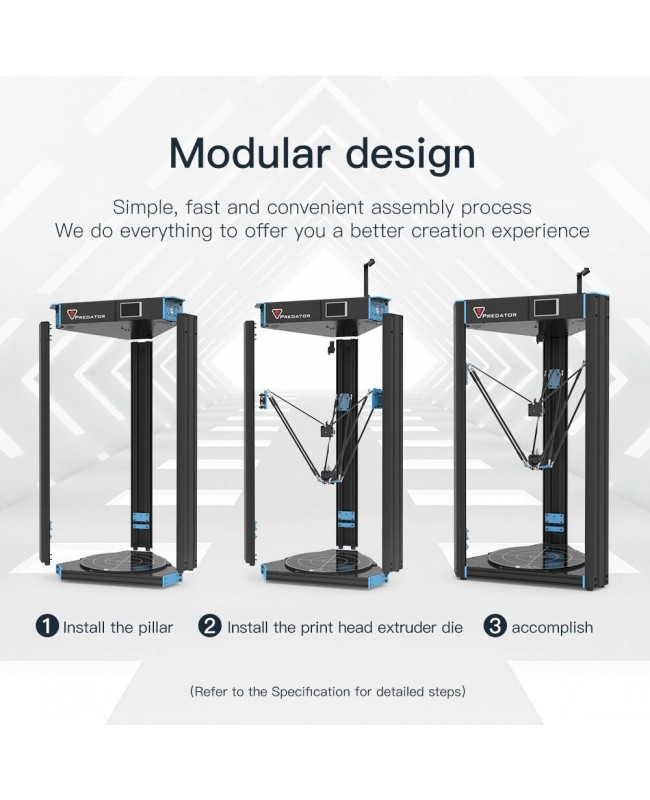Anycubic (D) Predator 3D Printer