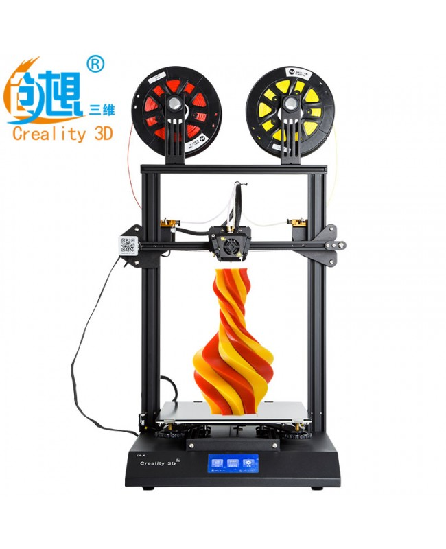 Creality 3D CR-X 3D Printer, Dual Extrusion