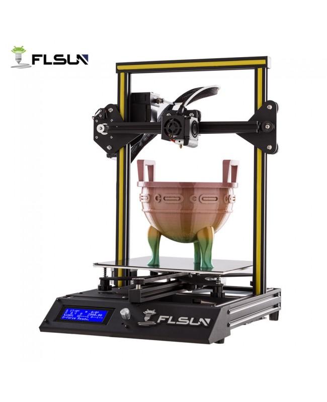 FLSUN F4 FDM 3D Printer