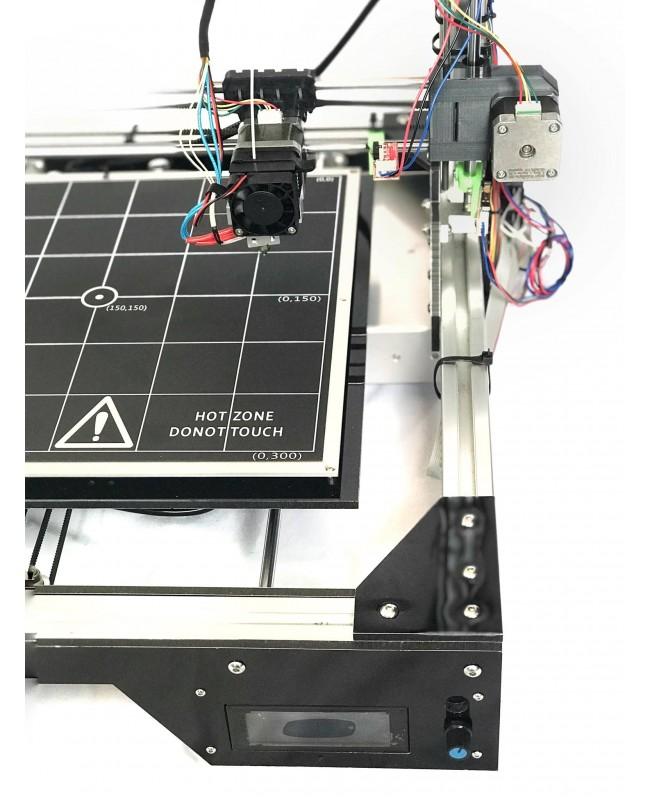 Folgertech FT-I3 Mega Low Cost Large Scale 3D Printer