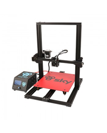 HE3D Sky Fully Assembled Dual Head Large 3D Printer