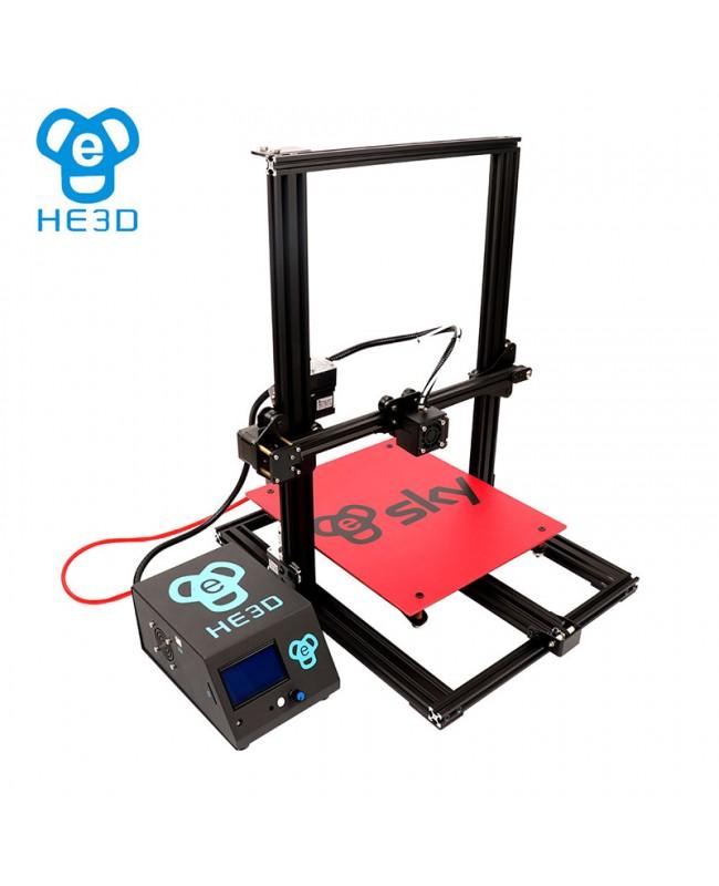 HE3D Sky Fully Assembled Dual Head Large 3D Printer