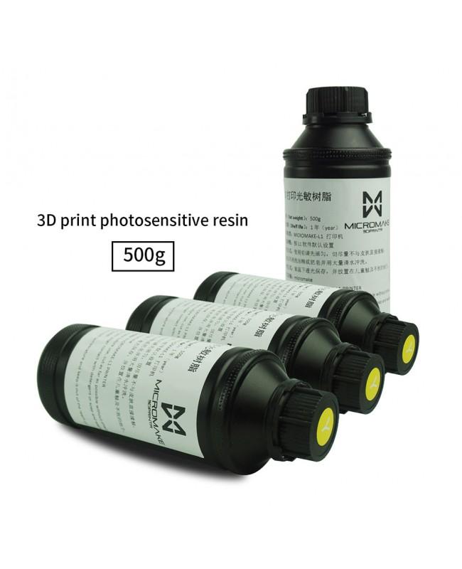 Micromake Universal Water Washable UV Resin