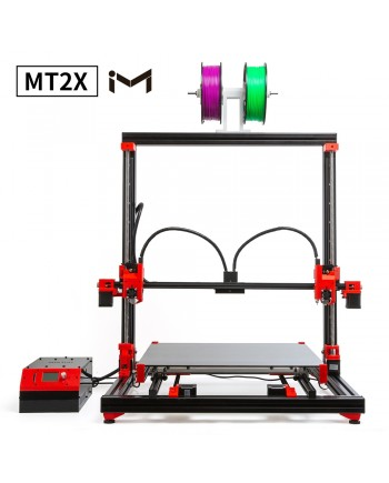 Multoo MT2X, Large IDEX 3D Printer