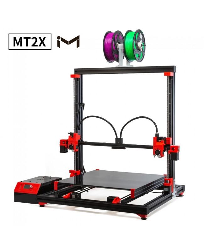 Multoo MT2X, Large IDEX 3D Printer