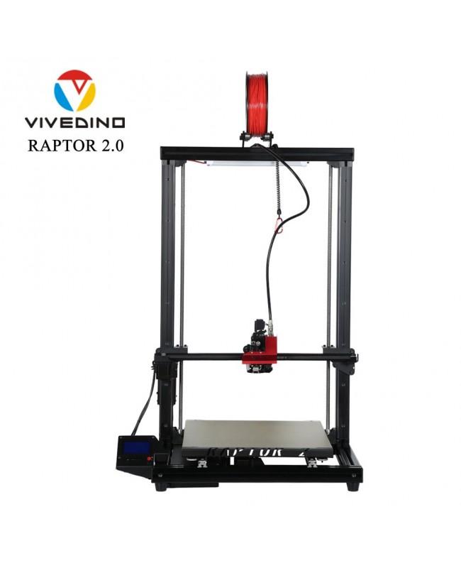 Formbot/Vivedino Raptor 2.0 700mm Z Axis