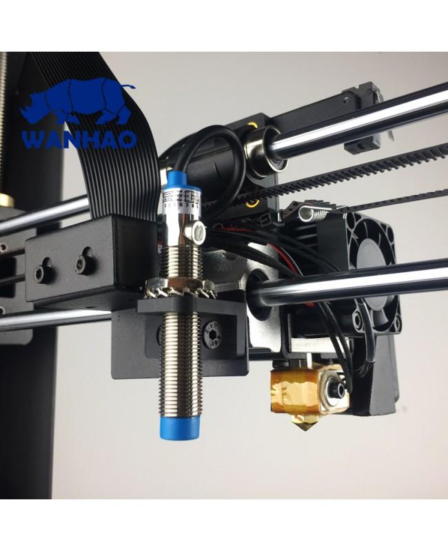 Wanhao Duplicator i3 Plus V2.0 3D Printer - Mark II