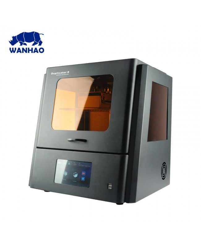 Wanhao Duplicator 8, Large format LCD SLA 3D Printer