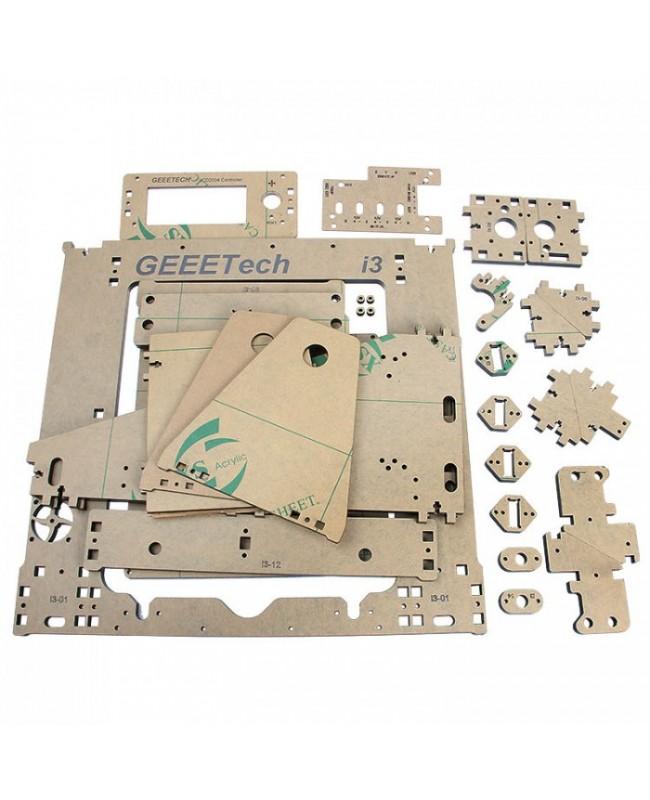 Prusa i3 Pro 3D Printer DIY Kit - Free Shipping