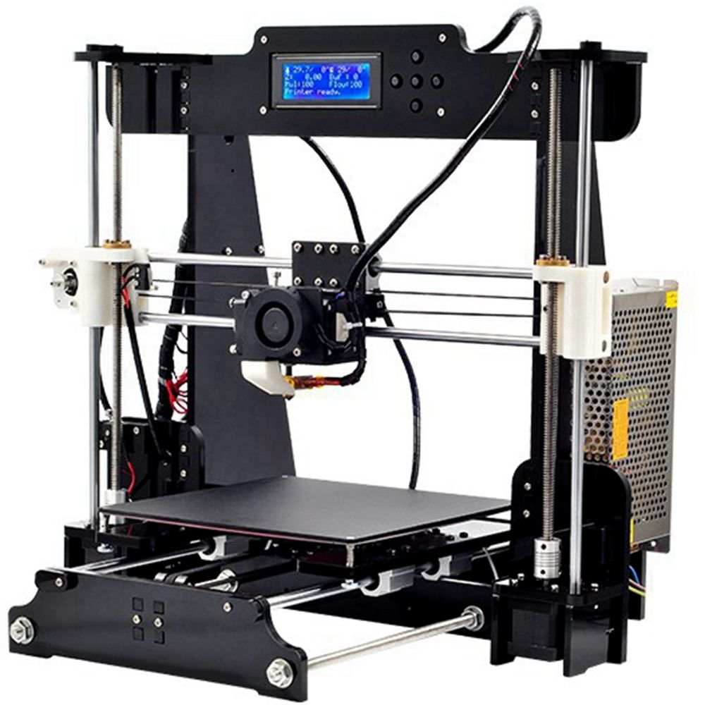 NEW 3D PRINTING SOFTWARE FOR ANET A8