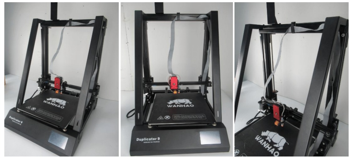 Wanhao Duplicator 9 Mark I Large Format 3D Printer