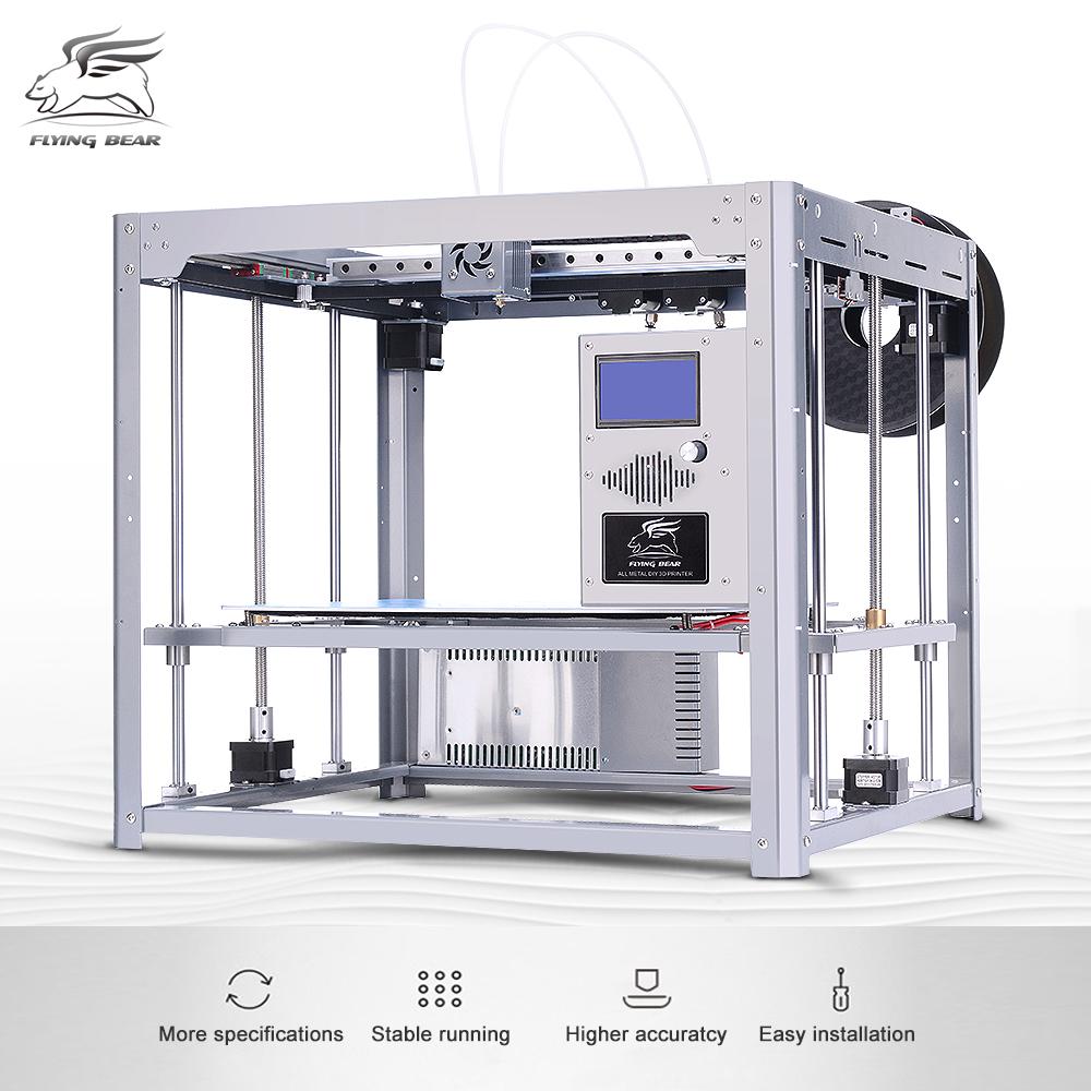 Flyingbear Full Metal Large 3D Printer 93 flyingbear p905x large 3d printer 3d printers bay  at fashall.co