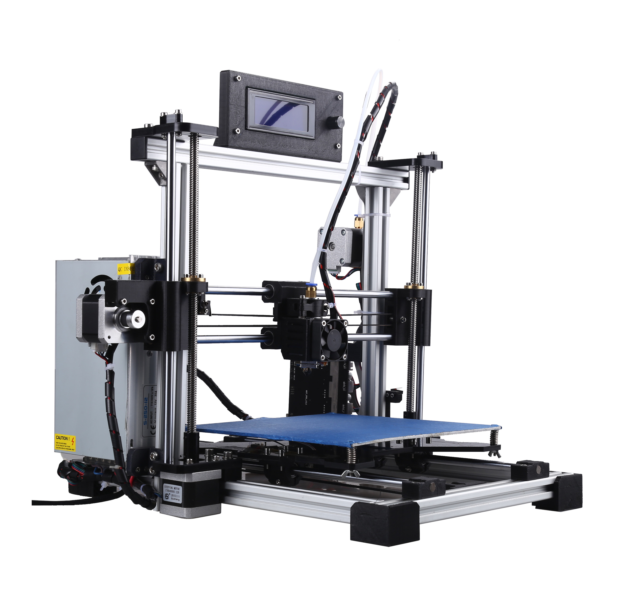 Maxmicron R8 Aluminium Frame Prusa i3 Autolevelling 3D Printer Kit ...