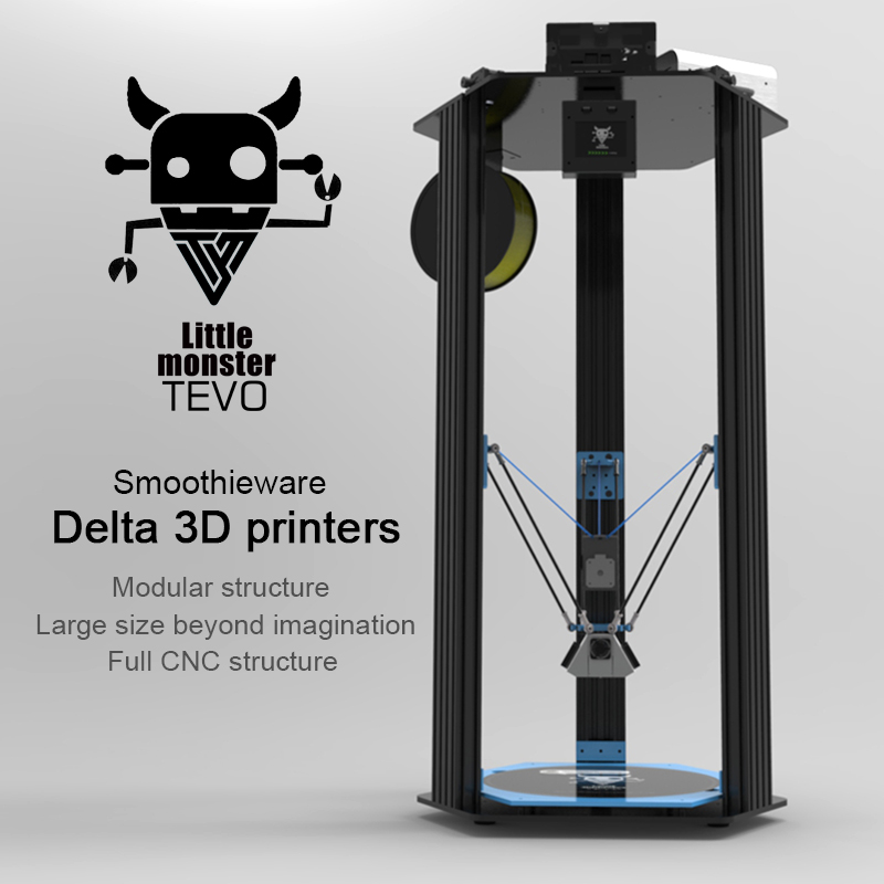 how to make a delta 3d printer