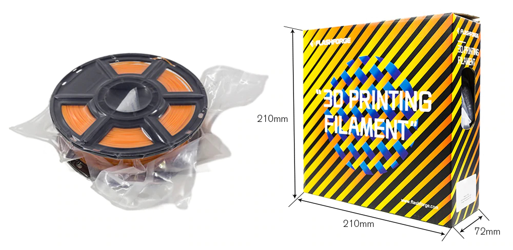 FlashForge ABS 1.75mm 1Kg