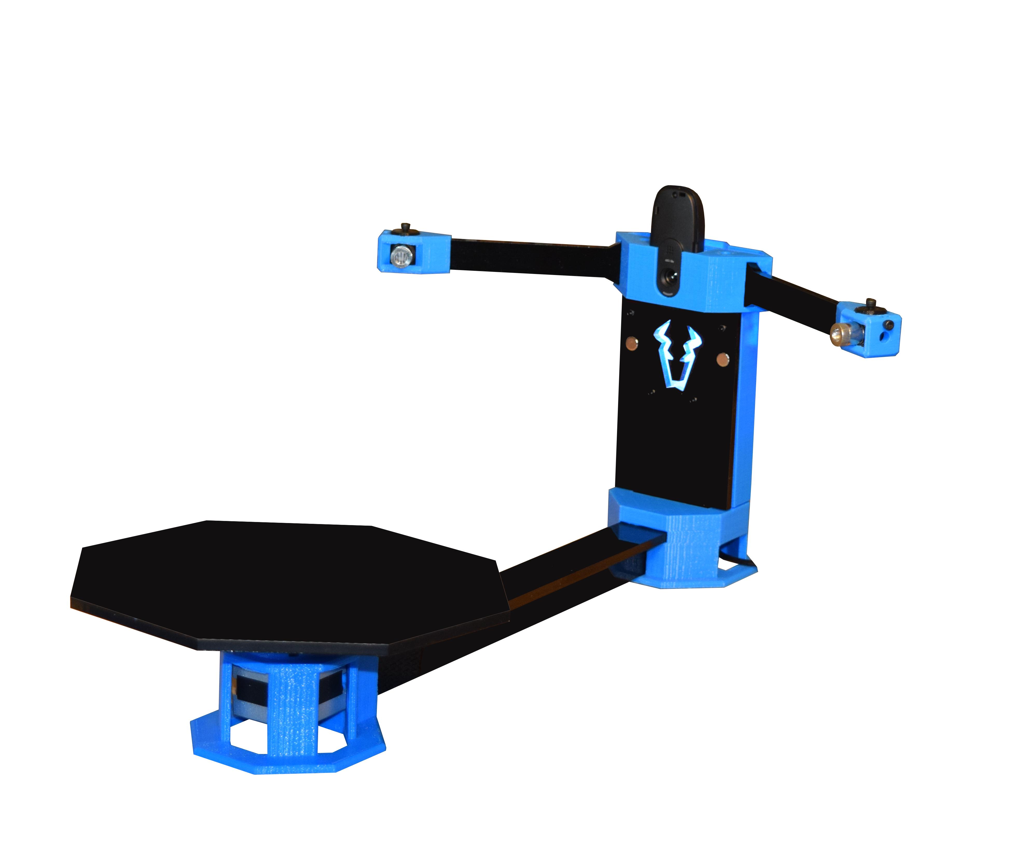 Cowtech Standard Ciclop 3D Scanner