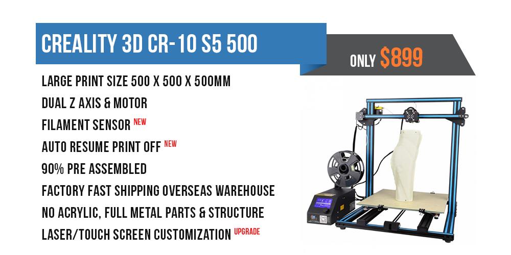 Creality CR-10 S5 500