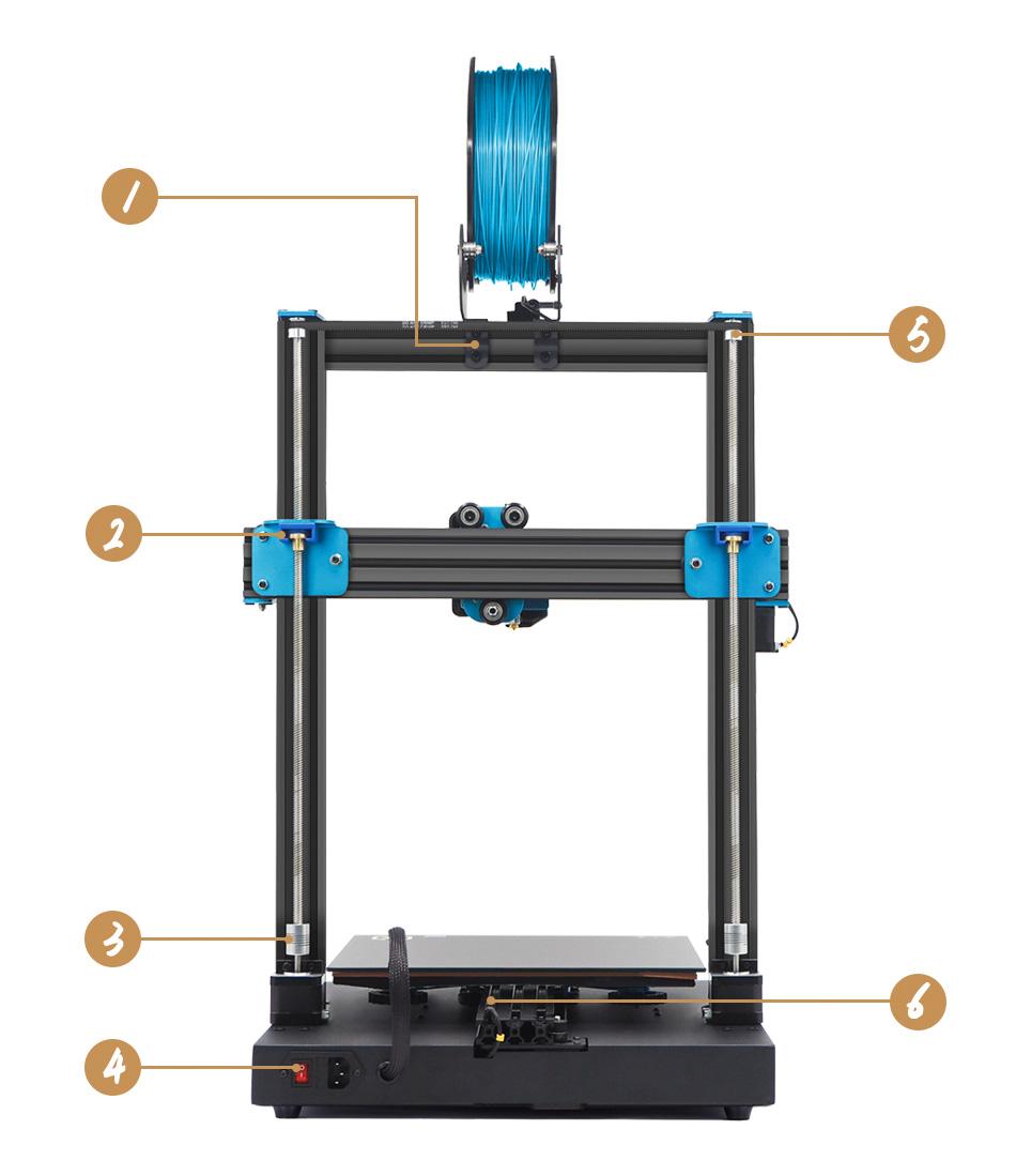 Artillery Sidewinder 3D Printer