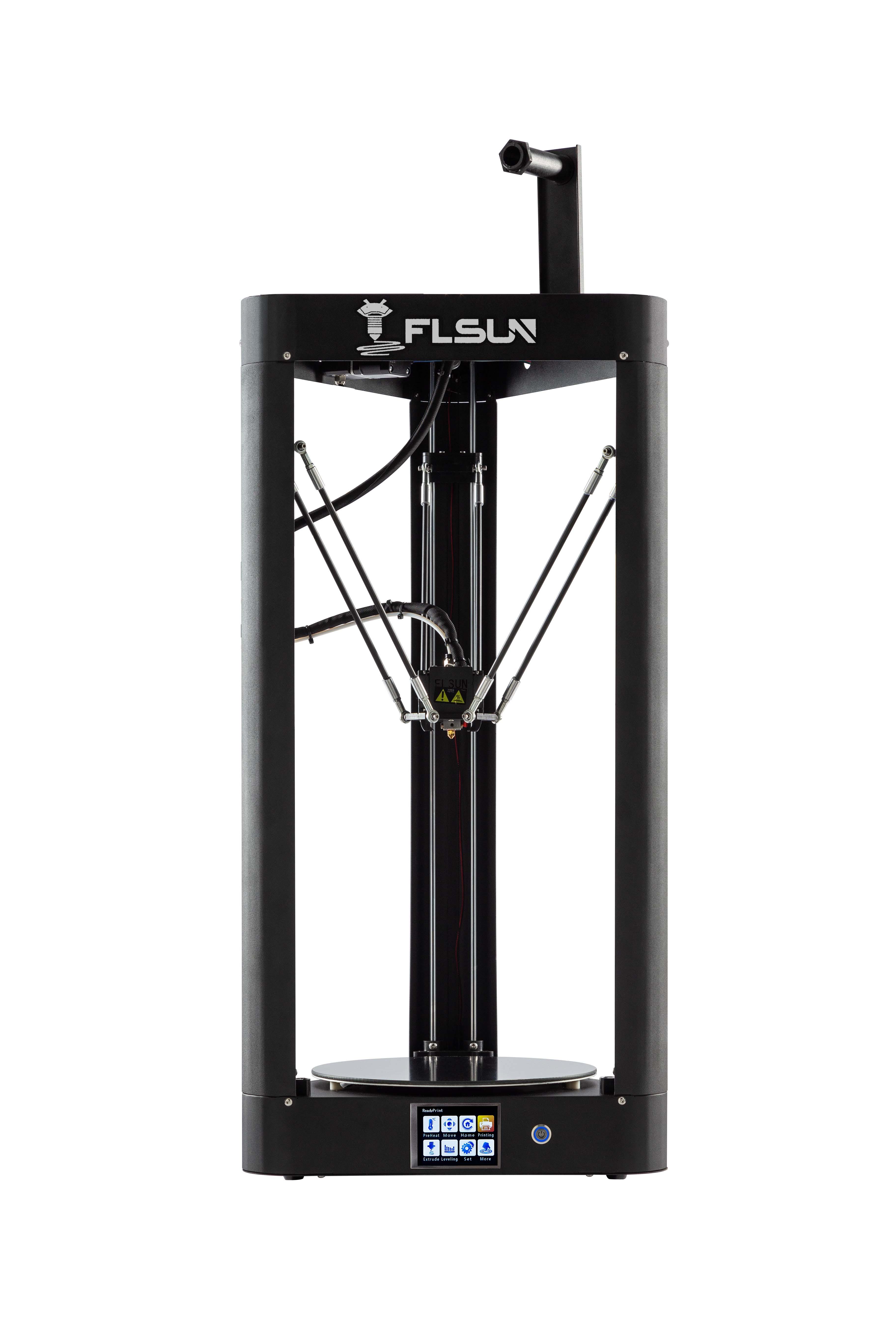 FLSUN-QQ Pre assembled Large Delta 3D Printer - Solid Metal Frame