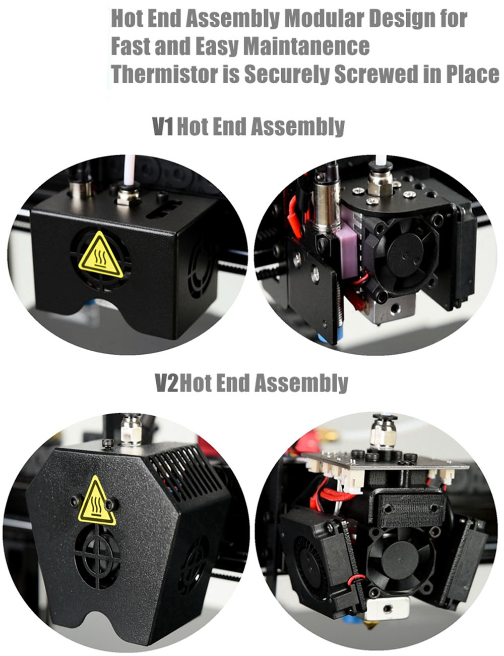 Ortur 4 V1 V2 3D Printer