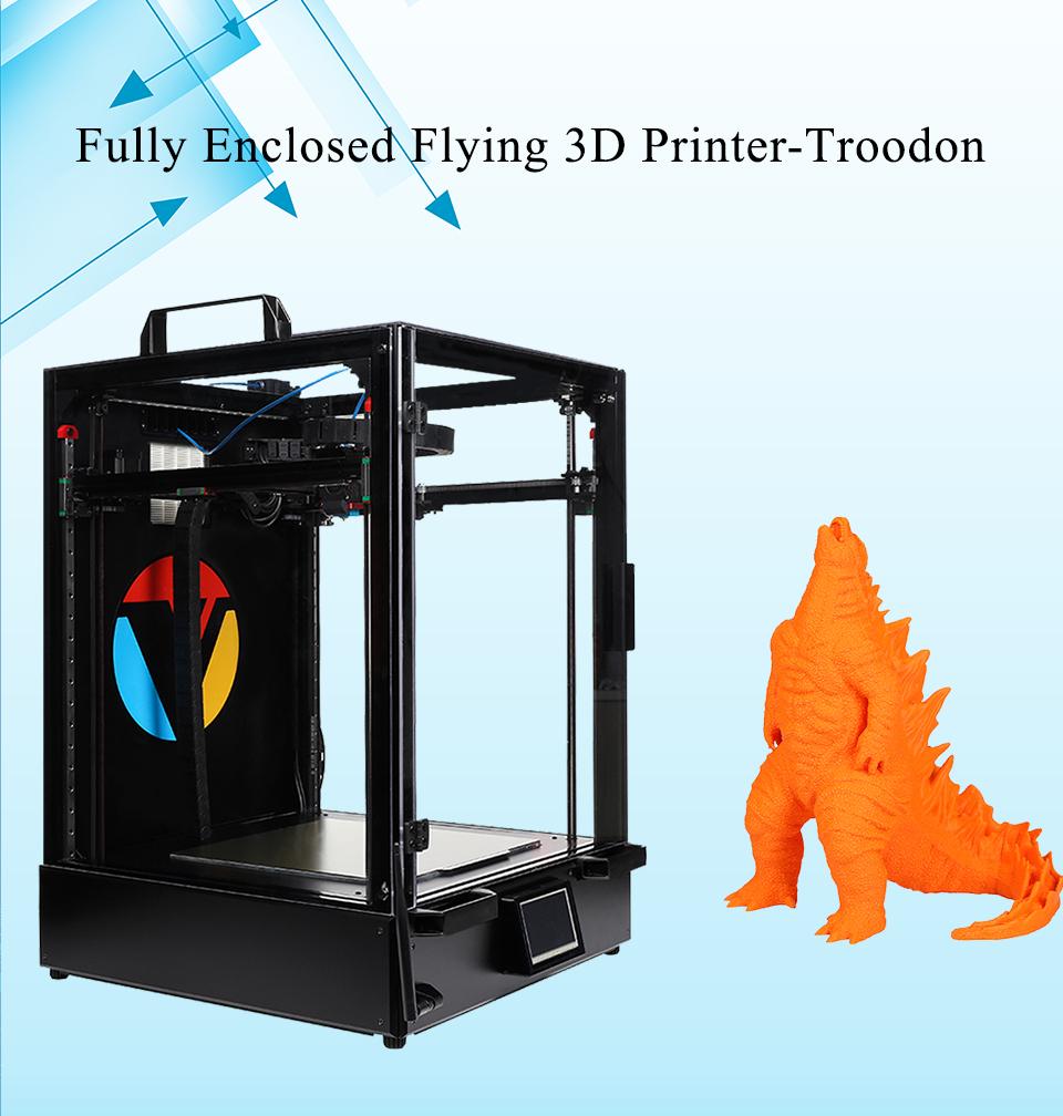 Vivedino Troodon Large CoreXY 3D Printer