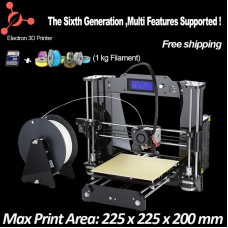 Migbot Prusa i3 Auto leveling 3D Printer Kit
