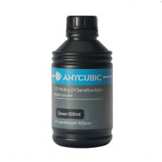 Anycubic Dental Castable Green/Non-Castable Skin Resin 500ml